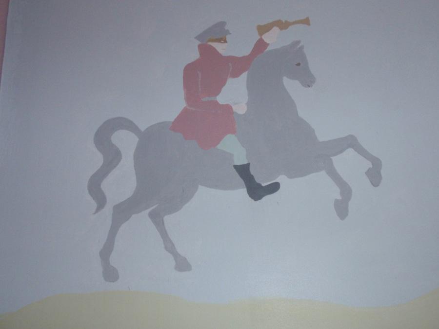 Murals decorations london